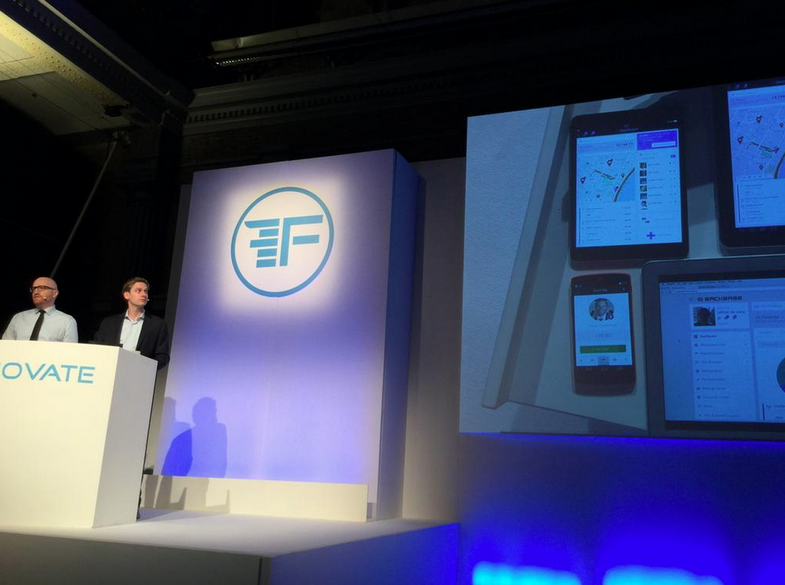 Omni-Channel Optimization at Finovate Europe 2015