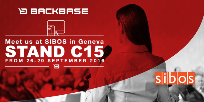 Meet us at Sibos in Geneva!
