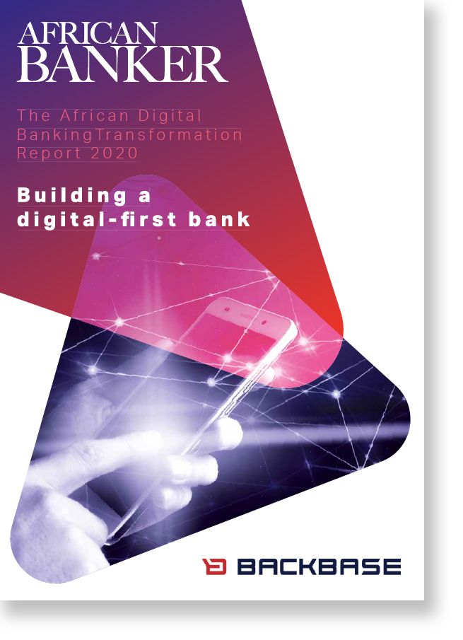 African Banker Report Cover - 2020 Report: Digital Banking Transformation in Africa | Backbase