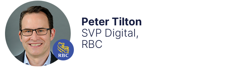 speaker peter Tilton - Backbase Connect - Insights you can act on